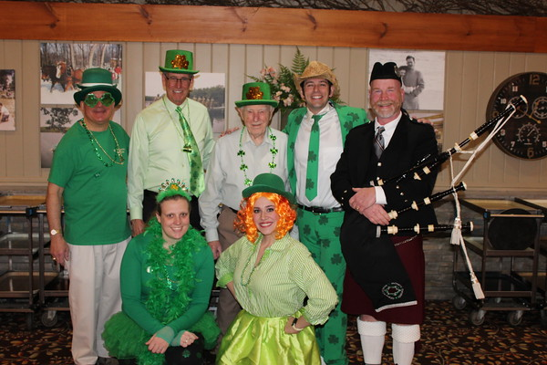 March 12 - St. Patrick's Parade