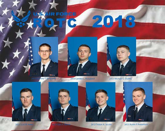 ROTC Class of 2018
