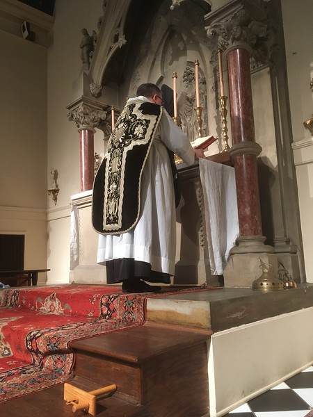 Mass of the Pre-Sanctified, Good Friday