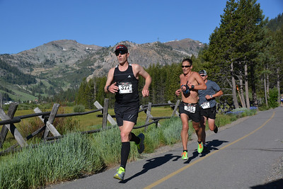 Squaw Valley Half Marathon