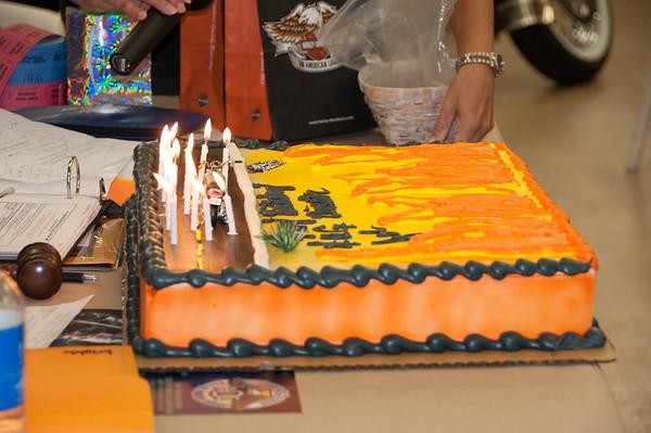 Sept 20 2008 Meeting Joe's Birthday