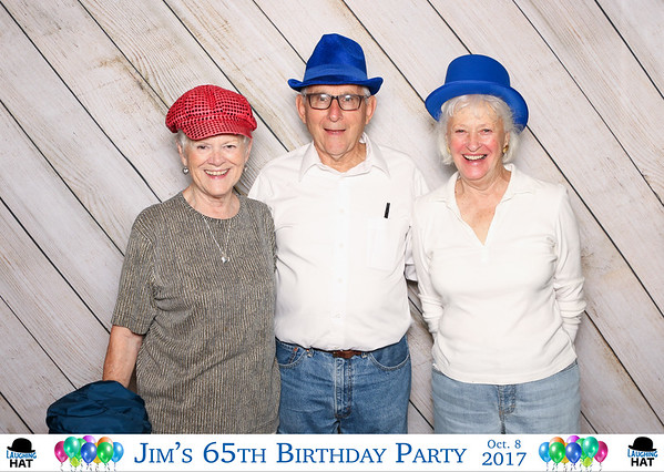 Jim's 65th Birthday Party