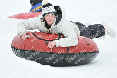 Snow Tubing 3-24-13 11-1 session