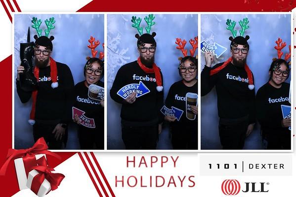 JLL Facebook Appreciation Holiday Party 2019