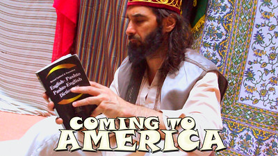 Coming to America Installation & Film