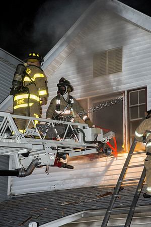 West Haven 339 Center St dwelling fire