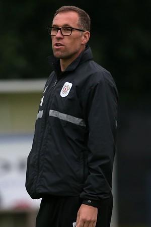 Kidsgrove Athletic v Crewe Friendly 20-21