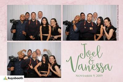 Vanessa + Joel - Photo Booth
