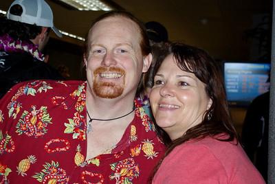 Hawaii 2009 - Day 1 - Arrival, Waikiki