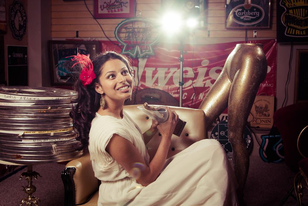 YogaPanda Photography<br /> Model: Ravi Bansal<br /> MUA: Judy Andreson Gruzelier