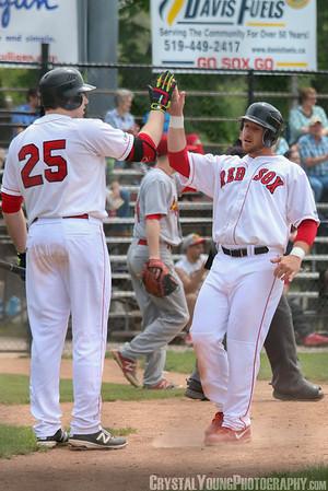 Cardinals at Red Sox May 21