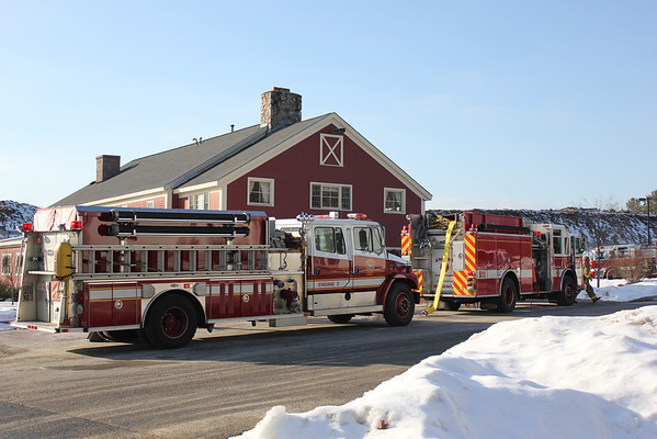 Windham NH 2nd Alarm 88 Range Rd 12/28/13