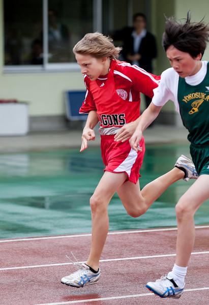 Sports 2011 Middle School Track & Field Finals Tokyo