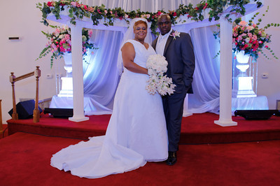 Alysia & Fyebo Wedding - Formals
