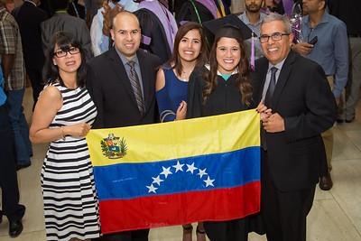 Valeria's Graduation