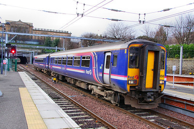 2011 - First Scotrail