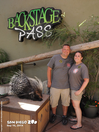 San Diego Zoo, Backstage Pass