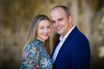 Chris and Kate's Pre Wedding Shoot