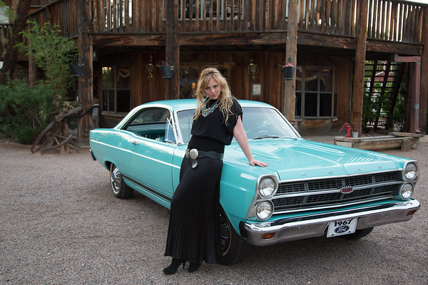 Chelsie Robson-67 Ford-7-26-17
