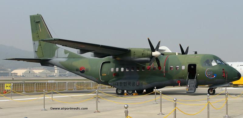 30-084 CASA CN235-100M Republic of Korea Air Force