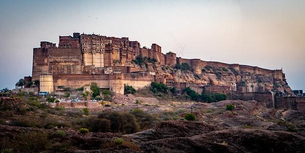 Jodhpur Fort (Mehrangarh)