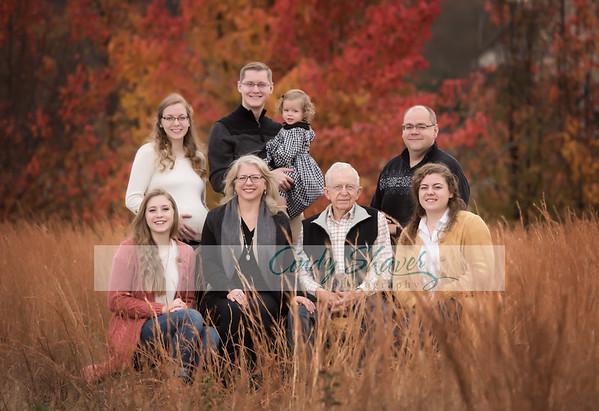 Woodard Family Fall 15