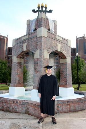 Scott's Graduation Pics