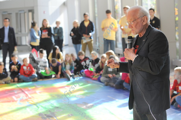 Buzz Aldrin - ShareSpace -Purdue Space Day