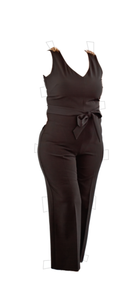 Monique Paper Doll