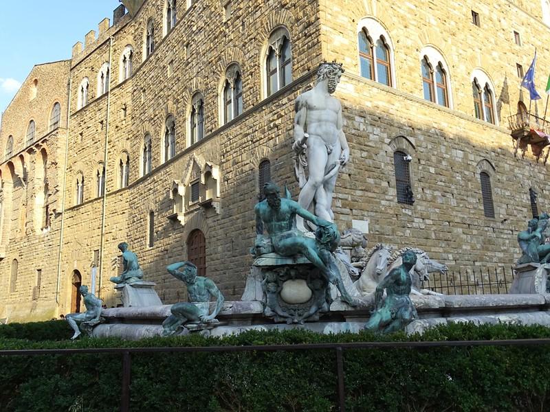 Piazza Della Signora -3 days in Florence Itinerary