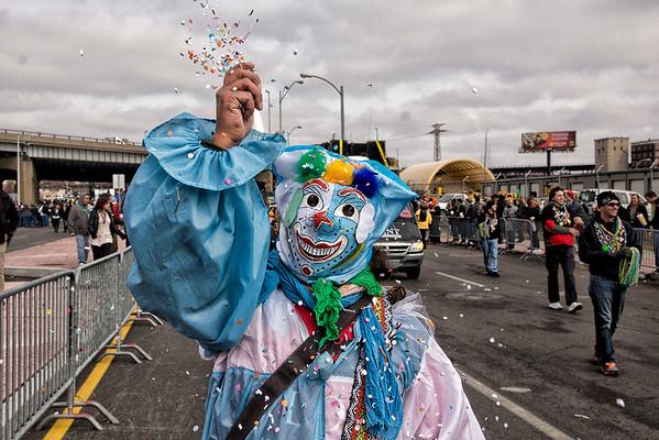 Mardi Gras Parade St. Louis 2013