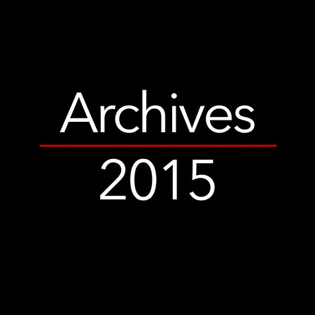 2015 - Archive