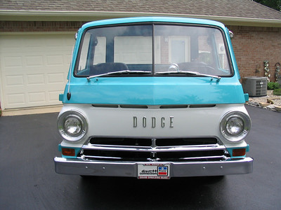 pentastar66 Dodge A100 pick-up
