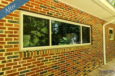 Cutout Doors and Windows