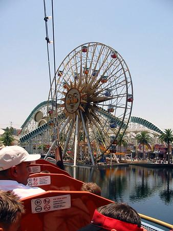 2003/06 - Disneyland, Anaheim