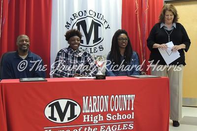 Torri Myers Signing