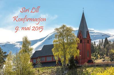 Siri-Lill konf mai 2015