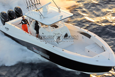 Deep Impact Boats Aerial Shoot - Key West - 21 January 2012 - High Resolution