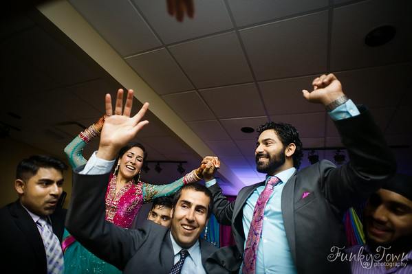 Engagement Party & Sangeet