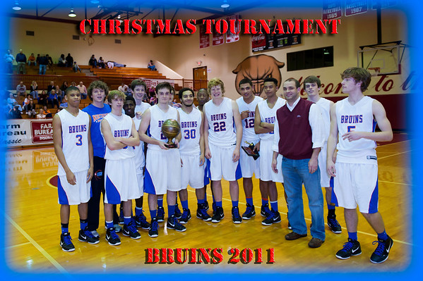 Bruins Vs Adairsville 21 Dec 2011