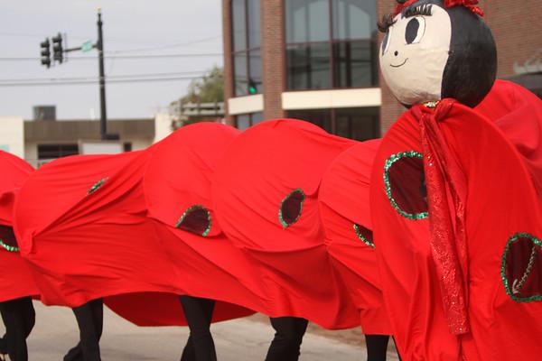 Moore Red Ribbon Parade 2013