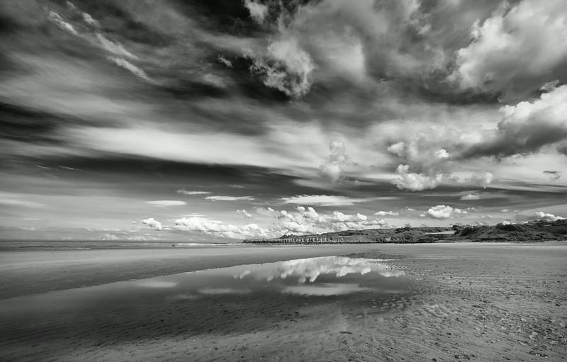 Lligwy Bay Beach, Anglesey.