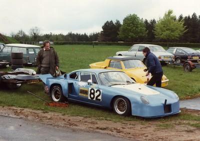 1983 Wessex Sprint Colerne