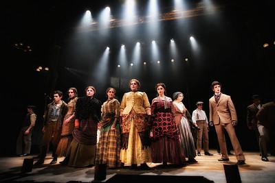 Sweeney Todd at Geva Theatre