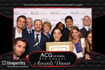ACG Los Angeles 8th Annual Awards Dinner