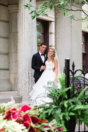 Kara and Paul Wedding at Grange Audubon Center Columbus