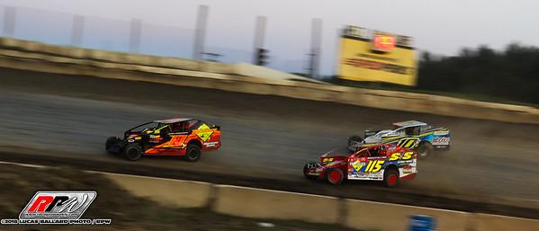Lebanon Valley Speedway - 8/4/18 - Lucas Ballard