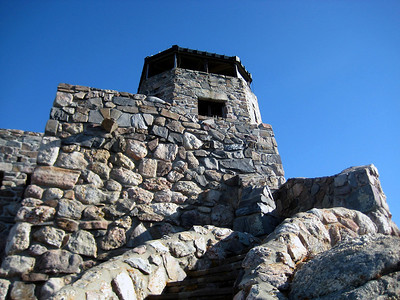 Harney Peak hike (SD state highpoint)