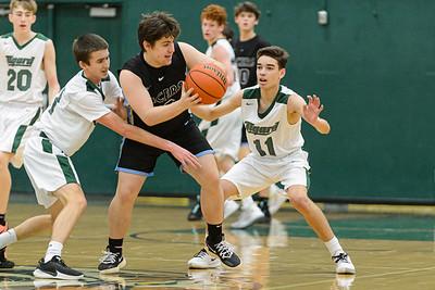 Tigard High School JV Boys Basketball vs Lakeridge