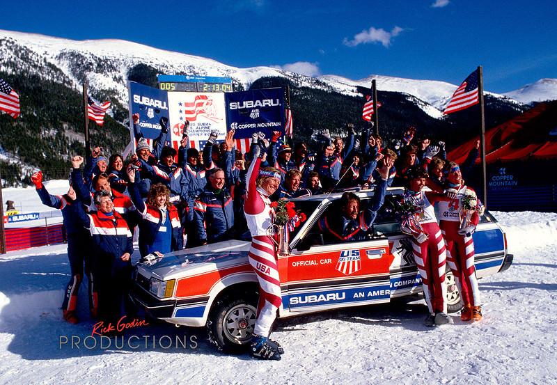 U.S. Ski Team